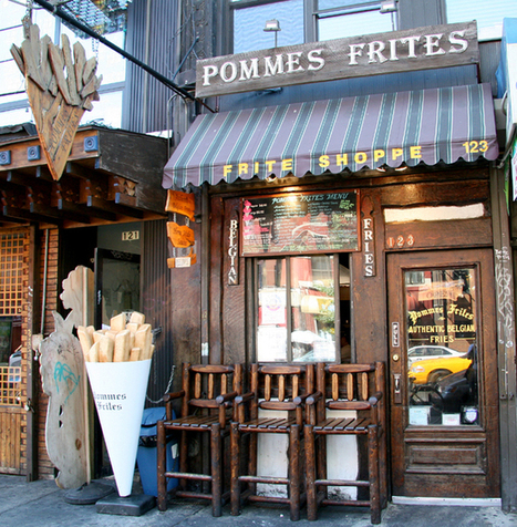 Brooklyn Blonde: NYC: Where to Eat (Manhattan Edition) | Cool Stuff | Scoop.it