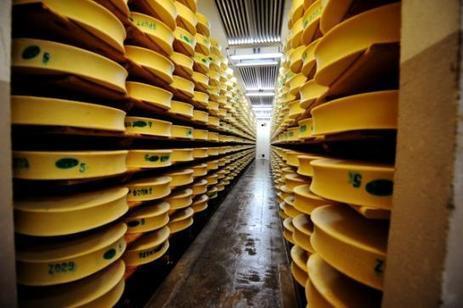 De l'électricité produite... avec du fromage | Gastronomie Française 2.0 | Scoop.it