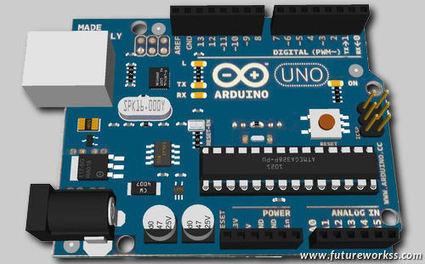 Arduino Uno Rev3 | tecno4 | Scoop.it