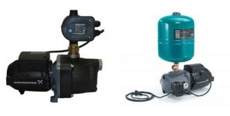 Household Pressure Pump Systems | Excellent Quality Grundfos Pumps | Scoop.it