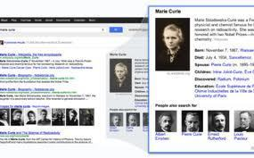 Google's New Knowledge Graph | Med Ed Innovations | Scoop.it