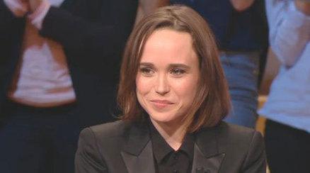 Ellen Page a présenté le film Free Love au Grand Journal - Univers-L | The LGBT Word | Scoop.it