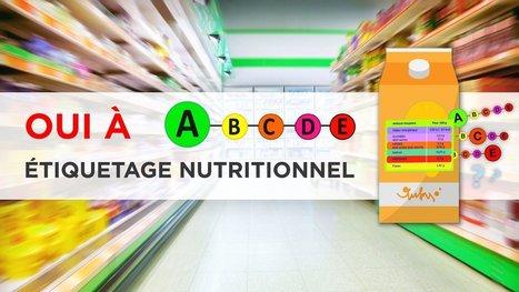 Etiquetage nutritionnel alimentaire: les consommateurs français veulent le code 5 couleurs | 694028 | Scoop.it