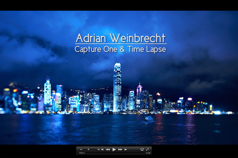 Get a Head Start When Shooting Time-lapse in Capture One Pro 7 ... | Capture One Post Processing | Scoop.it
