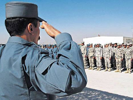 Afghan forces 'are just like criminals' | Freedom and Politics | Scoop.it
