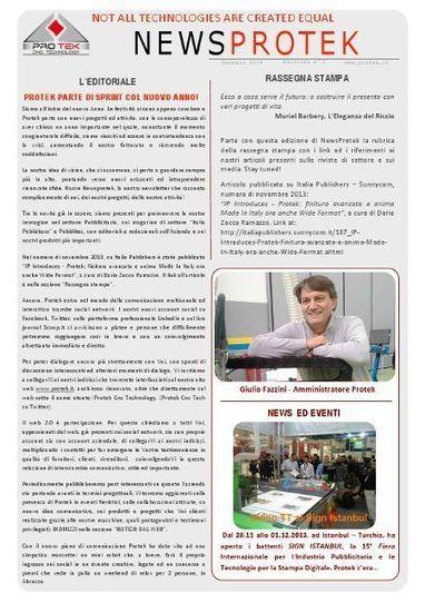 PROTEK s.r.l. | Protek Cnc Technology | Scoop.it