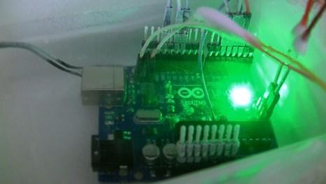 Arduino overclocking with Liquid Nitrogen cooling 65.3Mhz@-196°C | Raspberry Pi | Scoop.it