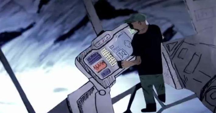 MAKE | Paper Animation of Prometheus Trailer | Machinimania | Scoop.it