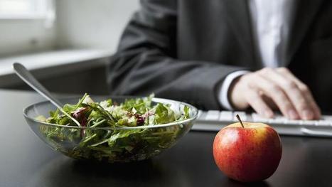 Déjeuner au bureau : les conseils d'une professionnelle pour perdre les kilos de l'été   MILLESIMES 62 : blog de Sandrine et Stéphane SAVORGNAN   Scoop.it