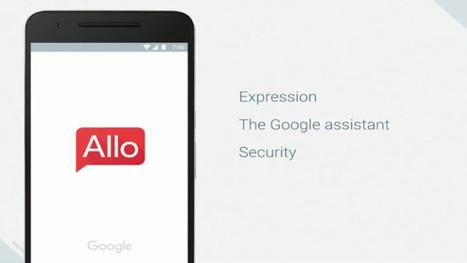Google Allo es la respuesta a Whatsapp y Facebook Messenger | Noticias | Scoop.it