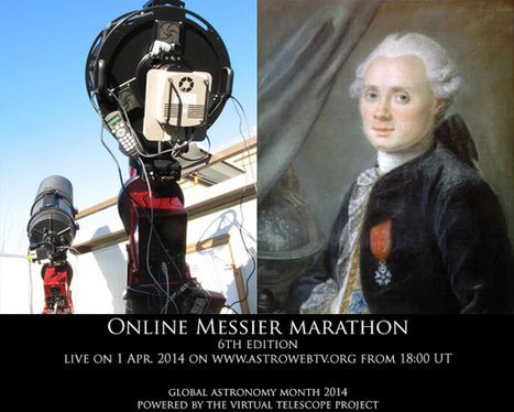 Online Messier Marathon – 6th edition! – 1 April 2014 | Tudo o resto | Scoop.it