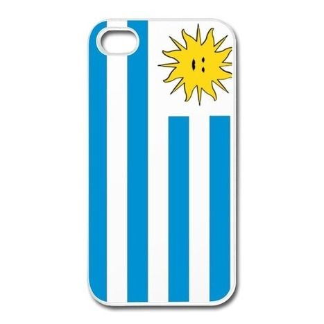 Sale Uruguay Hard Case For Iphone 4/4s No Minimums-Cities & Countries Cases |HICustom | My Custom World,From Hicustom!!! | Scoop.it