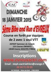 bike and run evreux | Evreux | Scoop.it