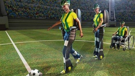 Sport - Le Mondial au Brésil placé sous le signe du high-tech | Innovation and digital soccer | Scoop.it