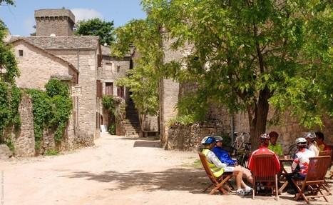 Le circuit des 10 Plus Beaux Villages de France de l'Aveyron à vélo | Revue de Web par ClC | Scoop.it