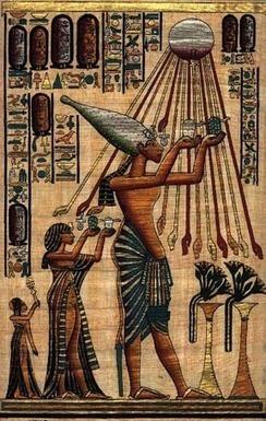 Pharaoh Akhenaten's Odd Appearance: Genetics or Aesthetics? | Akhenaten | Scoop.it