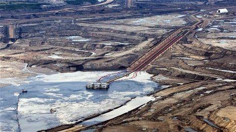 Des contaminants toxiques dans la neige près des sables bitumineux (Canada) | Toxique, soyons vigilant ! | Scoop.it