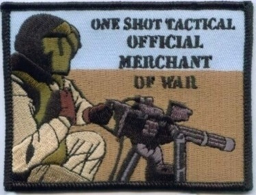 Merchant of War Patch - Soldier Systems | home improvement | Scoop.it