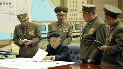 """North Korea says it's in """"state of war"""" with South Korea and America - Latest News Online 