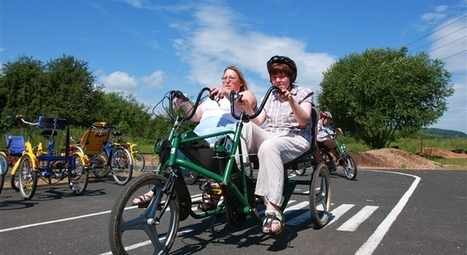 Pedal Power Alyn Waters - Groundwork North Wales | Inclusive Cycling Forum Wales | Scoop.it