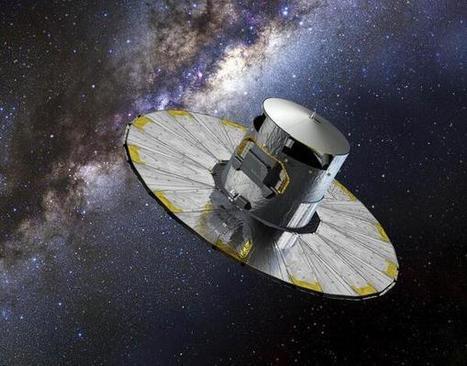 European Satellite to map Milky Way stars: | News | Scoop.it