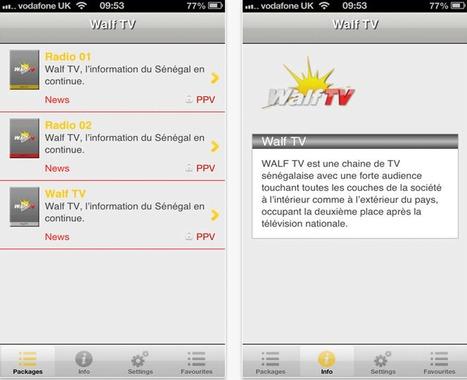 Télécharger gratuitement l'application Walf TV | Social Net Link | Scoop.it