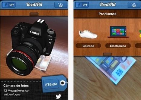 RealiBit Store, una tienda que permite ver los artículos con Realidad Aumentada | Realidad Aumentada | Scoop.it