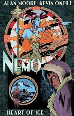 Nemo Heart of Ice (import) : Le retour d'Alan Moore et Kevin O'Neill - Unification France | Things to stroke my nerves... | Scoop.it