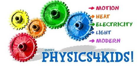 Great Resources and Lessons for Teaching Physics for Kids ~ Educational Technology and Mobile Learning   Education Technology   Scoop.it