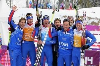 La France finit fort aux Jeux Paralympiques de Sotchi - ActuMontagne.com | Peyragudes | Scoop.it