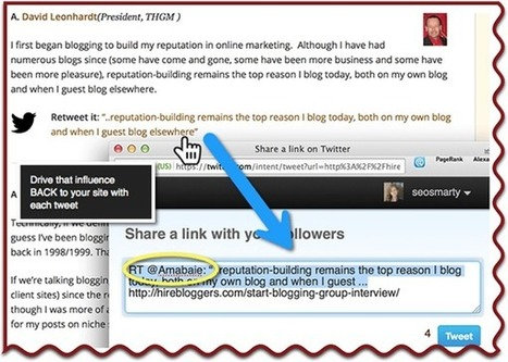 "A Step-by-Step Guide to Creating ""Tweetable"" Tips Article to Drive Shares and Traffic 