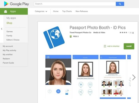 The Best Passport Photo Apps Creates A Photo ID With the Cheap | GoToWebsites | Scoop.it