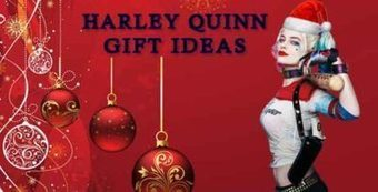 Harley Quinn Gift Ideas: Guide For Cosplay & Costume Lovers -... | Celebrity Blogs | Scoop.it