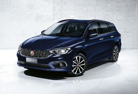 Autohaus Roll präsentiert den neuen Fiat Tipo Kombi | Mennetic Design | Scoop.it