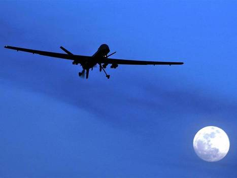 Britain to set up controversial drone development partnership with France   The Intelligence War   Scoop.it