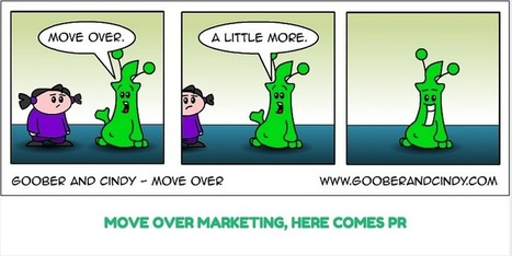 Move Over Marketing, Here Comes PR | PR & Communications daily news | Scoop.it