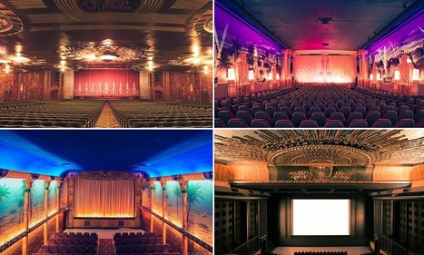 A flick back to the Hollywood's Golden Age: Inside U.S. 1930s theatres | Hollywood | Scoop.it
