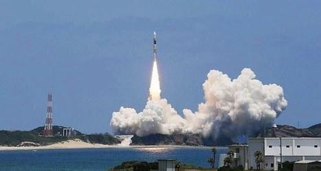 Lancement réussi pour la fusée japonaise H-2A | US foreign policy | Scoop.it