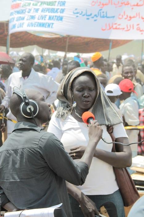 Radio Miraya contribue à la démocratie et la bonne gouvernance au Soudan | Radio 2.0 (En & Fr) | Scoop.it