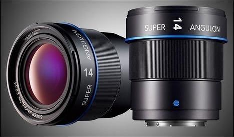 Schneider Kreuznach comienza a fabricar objetivos para las camaras sin espejo de lentes intercambiables | COMPACT VIDEO & PHOTOGRAPHY | Scoop.it