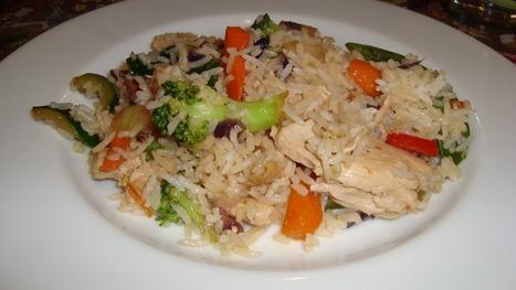 Stir-Fry Pollo e verdure | Ricette & Cucina | Scoop.it