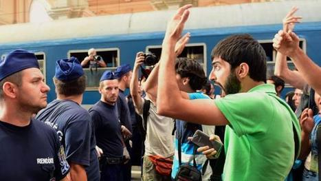 Europe in new migrant standoff as figures show scale of crisis | Travel tips | Scoop.it