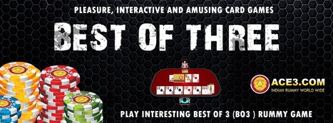 Worlds best promotional benefits at Ace3 | Rummy Game | Scoop.it