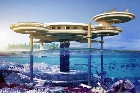 Dubai Underwater Hotel   Design buzz buzz   Scoop.it