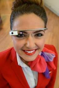 Virgin atlantic first in world to use Google Glass   Best Practices Brand & Social Media   Scoop.it