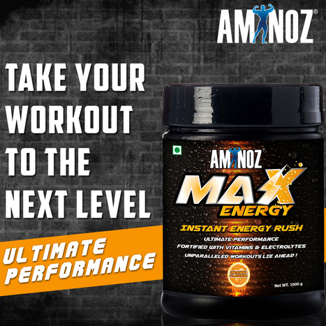Sports Energy Drink | Aminoz Health and Sports Supplements | Scoop.it