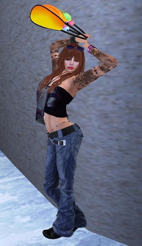 Shadow's Dolls: outfit # 019 | Meri - first and second life aggregator | Scoop.it