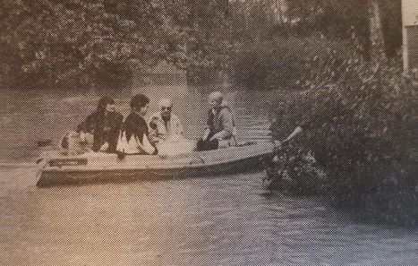 40 ans du Parisien Essonne : les inondations avaient déjà frappé en 1982-1983 | Risques majeurs et gestion des sinistres | Scoop.it