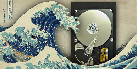 Wash Away Unwanted Large Files with DiskWave for Mac | Gear, Gadgets & Gizmos | Scoop.it