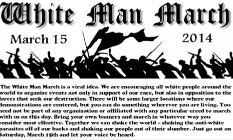 """Here are some of the best tweets mocking the """"White Man March""""   Pahndeepah Perceptions   Scoop.it"""